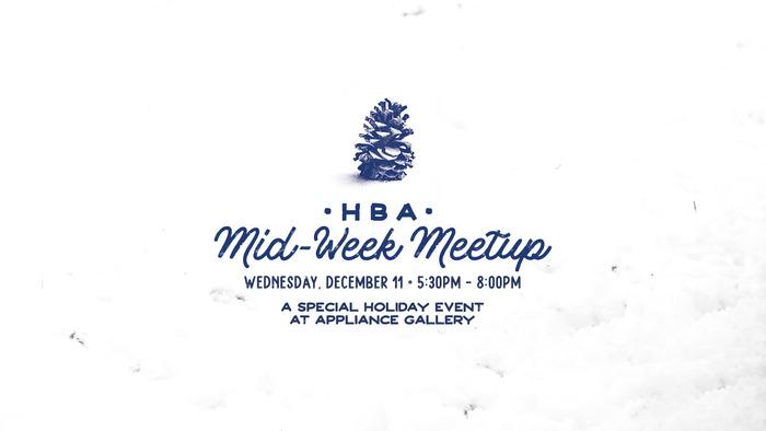 december mid week meet up